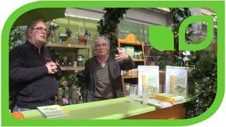 Gartenautor A. Honegger im Gespräch Teil 9: Ernte bei Zritruspflanzen  (Schwizerdütsch)
