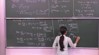 Mathematics, Class   Chapter:    Topic: Linear diff. equation   Classroom lecture by Swati Mishra. Language : English mixed with Hindi.