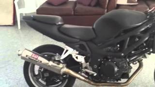 8. 2001 Suzuki SV650S Custom Streetfighter
