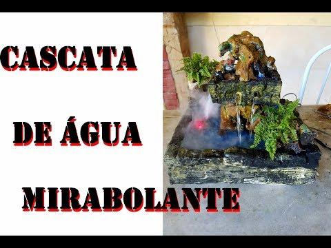 CASCATA DE ÁGUA MEGA MIRABOLANTE, PASSO A PASSO, FAÇA E VENDA
