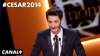 Video Casting de Pierre Niney pour les César 2014 MP3, 3GP, MP4, WEBM, AVI, FLV September 2017