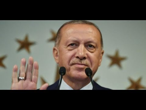 TÜRKEI-WAHL: Erdogan von Wahlkommission zum Sieger er ...