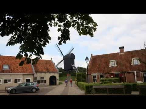 2014 Bourtange-Groningen-Nederland-Europa