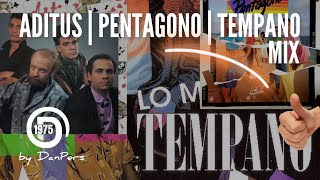 Download Lagu Aditus Ft Pentagono Ft Tempano by @djdanpers (Donde Comienza La Rumba) Mp3