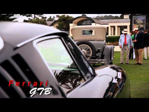 1965 Ferrari 275 GTB Alloy Scaglietti Berlinetta at Pebble Beach on Power Brake TV