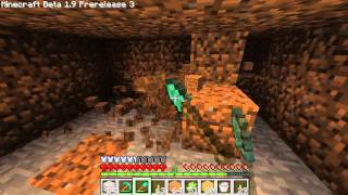 The Minecraft Project - Building Scary Basement Dungeon