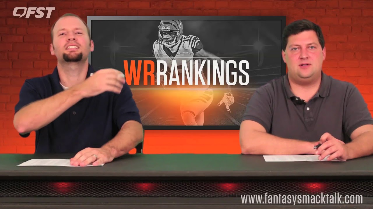 Fantasy Football: Week 6 Player Rankings thumbnail
