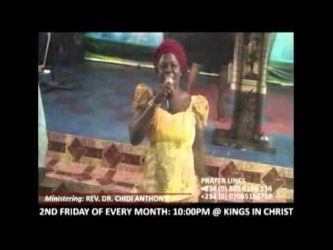 Chidianthonyministries MAD MAN HEALED BY THE POWER OF GOD.