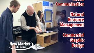2013 New Market Skills Center Commercial (for theaters)