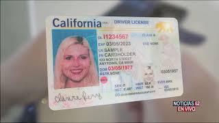 Piden nueva identificación en California- Noticias 62 TV  - Thumbnail