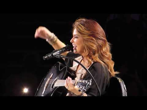 Shania Twain - You're Still The One - (NOW Tour Fan Video Compilation - Enhanced Live Audio Mix)