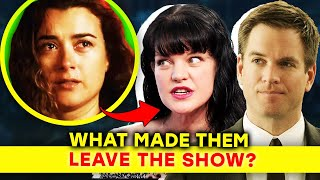 The Real Reasons Why Main Characters Left NCIS | ⭐OSSA