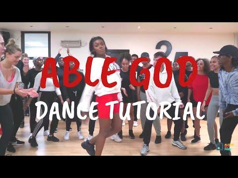 CHINKO EKUN - ABLE GOD FT LIL KESH X ZLATAN IBILE [DANCE TUTORIAL]