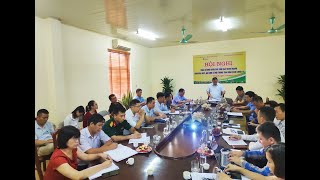 Thành phố làm việc với công ty cổ phần xi măng và xây dựng Quảng Ninh