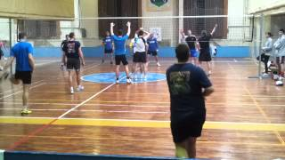 Szarvas Hungary  City pictures : Szarvas, Hungary - Male Volleyball Competition 2013