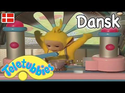 ☆ Teletubbierne på Dansk ☆ særlige 40 minutter episode ☆ Tegneserier til børn ☆