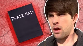 REAL DEATH NOTE!