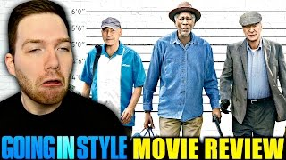 Nonton Going in Style - Movie Review Film Subtitle Indonesia Streaming Movie Download