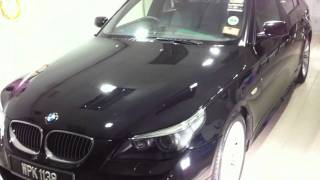 Damansara Utama Malaysia  city photos gallery : G Guard Car Polish & Coating Malaysia ( BMW 525i ) Damansara Utama