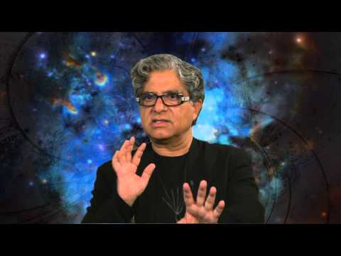 Deepak Chopra: A Quick Peek at the Nature of Reality