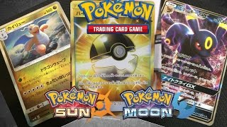 OMG!!! SUN AND MOON TCG CARDS LEAKED by Demon SnowKing