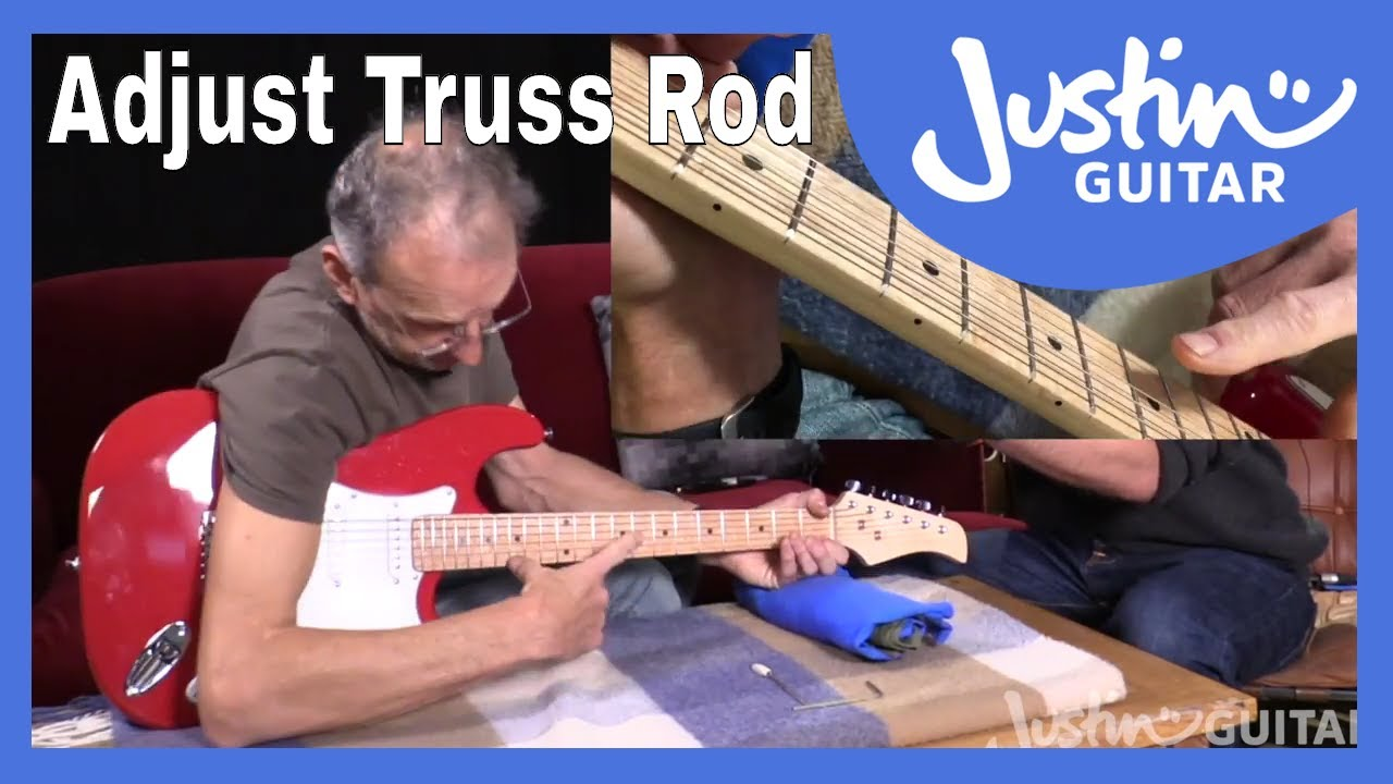 Adjusting The Truss Rod | How To Setup Your Electric Guitar [2/10] with Charlie Chandler