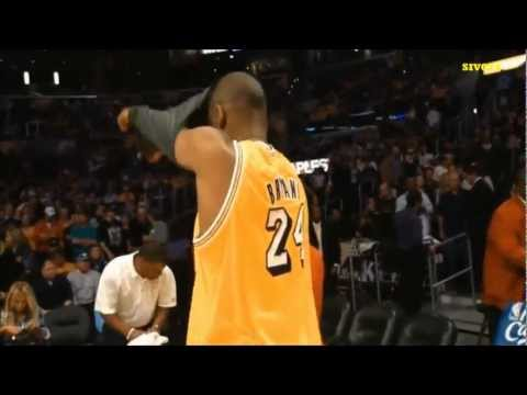 Awesome Kobe Bryant Mix to KanYe's