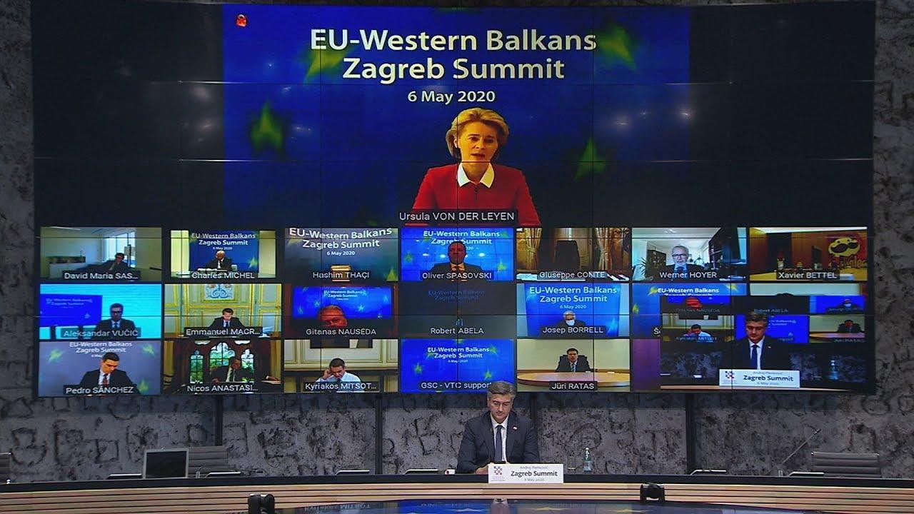 Κυρ. Μητσοτάκης: Στρατηγική επιλογή της Ελλάδας η ευρωπαϊκή ενσωμάτωση των Δυτικών Βαλκανίων