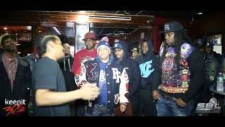 Spittaz Battle League | B Trillz vs. My Block Bezi