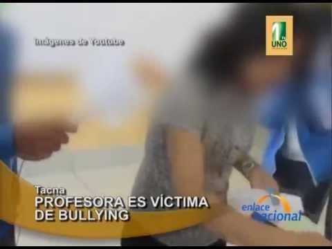 Tacna: Profesora es víctima de bullying en colegio