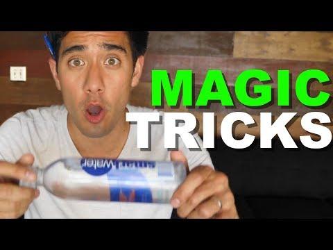 Fool Your Friends - 3 Magic Tricks Revealed (видео)