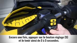 3. Procédure de remisage automatique pour l'été des moteurs Rotax E-TEC