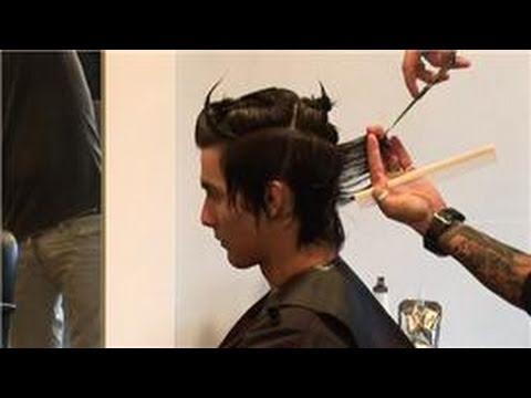 how to cut boys hair shaggy