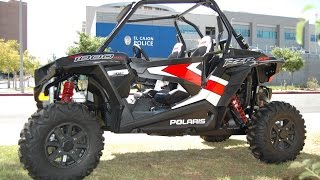 9. 2015 Polaris RZR XP 1000 EPS