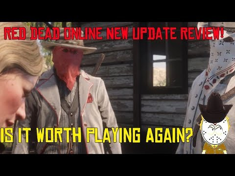 Red Dead Online New Update Review Final Verdict, Is It Worth Playing?