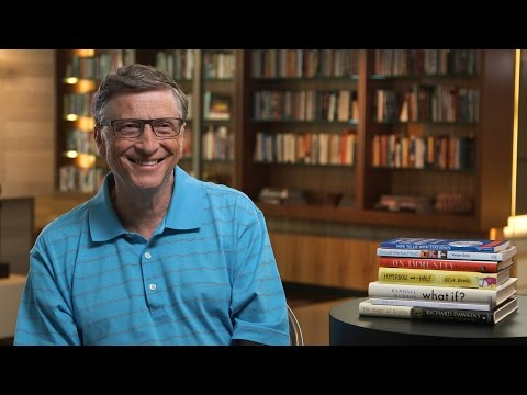 Video Friday – Bill Gates' Beach Reading List to Kick Off Your Summer