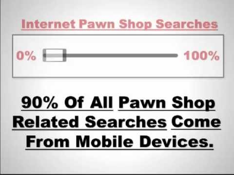 Mobile Marketing For Pawn Shops.