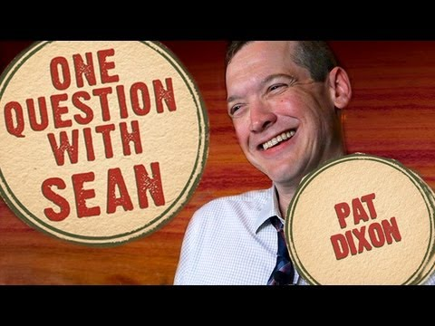 Pat Dixon: Blind Road Hook Up - One Question with Sean