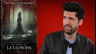 The Curse of La Llorona - Movie Review by Jeremy Jahns