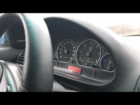 BMW e46 320d 250hp/518Nm acceleration 60-180 km/h