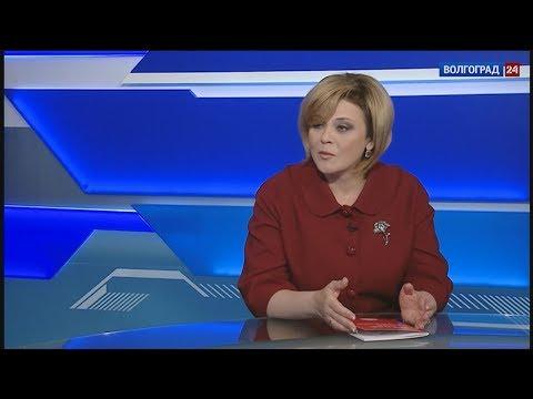 Элла Чермашенцева, глава города Урюпинск