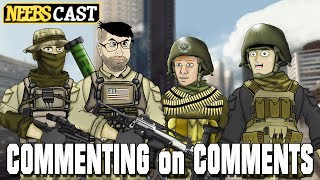 """Commenting on Comments and Neebscast is now the same thing but longer with a little  more B.S in between!  We read comments from Ark, Subnautica and Scrap Mechanic.  Thanks for the comments and keep them coming!!!DOWNLOAD THIS PODCAST FOR iTUNES OR ANDROID @https://www.blubrry.com/neebscast/► Help Us Get 1,000,000,000 Subscribers!  http://bit.ly/1NOKqlU► Neebs Gaming is powered Xidax PCs, check them out here!     http://mbsy.co/gFZJHTwitch - Every Thursday starting at 8:00 EST          WORLDS GREATEST STREAM►https://Twitch.tv/NeebsgamingSpreadshirt Shop:►https://Hankandjed.Spreadshirt.com/Buy Our Music►http://bit.ly/1LiDPfVSocial Media Sites:►Facebook - https://www.Facebook.com/NeebsGaming►Twitter - https://Twitter.com/NeebsofficialOur Website:► http://www.neebsgaming.netPlaylist:► Battlefield 4 - http://bit.ly/1MMMpFM► Grand Theft Auto 5 - http://bit.ly/1ZOvIPw► Music Videos - http://bit.ly/1W6gkcGMusic:""""Neebs Gaming Intro"""" - by Hank and Jed © Copyright - Hank and Jed / Hank and Jed (889211211401)""""Wingy Dang-Dang"""" - by Hank and Jed © Copyright - Hank and Jed / Hank and Jed (888174285504)"""