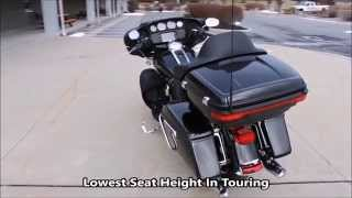 1. 2015 Harley Davidson FLHTCUL Electra Glide Ultra Classic Low Walkaround Video