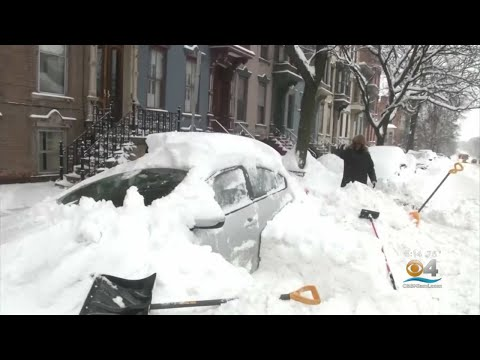 Severe Weather Made Returning Home From Thanksgiving Harder For Those In The Northeast