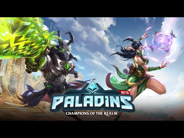 Paladins - Cinematic Trailer - 'Champions of the Realm'