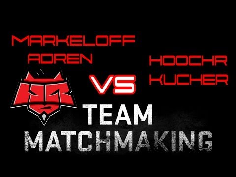 HR markeloff playing @mirage with adren VS hooch, kucher CS:GO