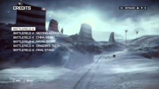 Battlefield 4: Final Stand - Main Menu Theme