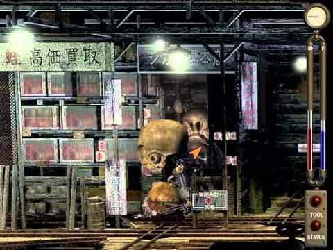 Garage: Bad Dream Adventure [English Closed Captions] - 1/11 - Surreal Japanese game