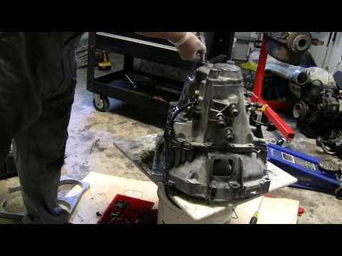 how to drain gsr transmission