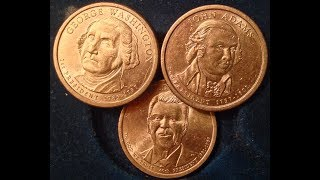 Presidential Dollar Coin Errors- What To Look For In 2007-2016 Series